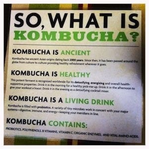 Primal Power Method Kombucha