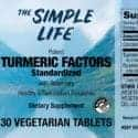 Turmeric Label Facts