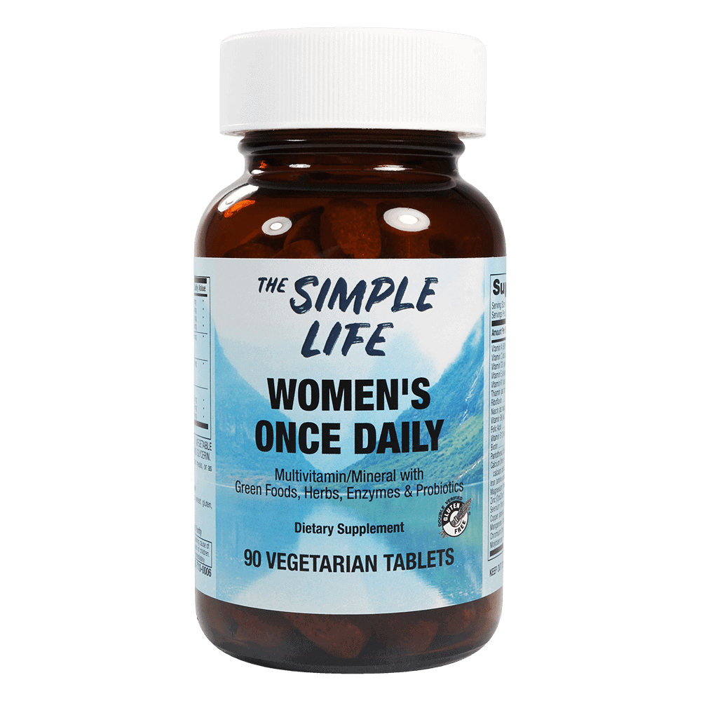 Women's Once Daily multivitamin