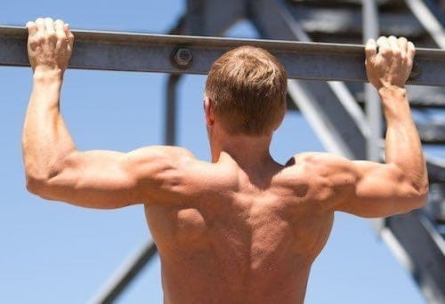 Pullups are a great resistance training exercise.
