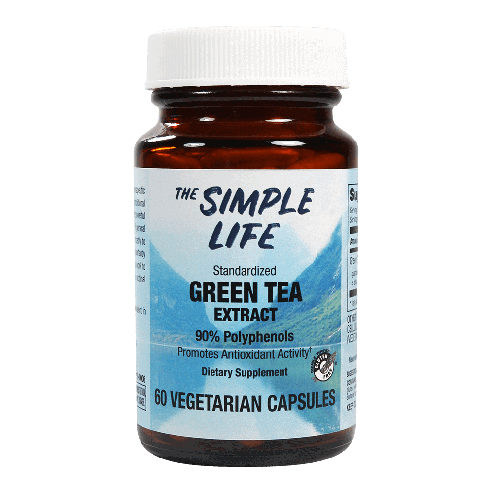 The Simple Life Metabolism Boosting Green Tea Extract