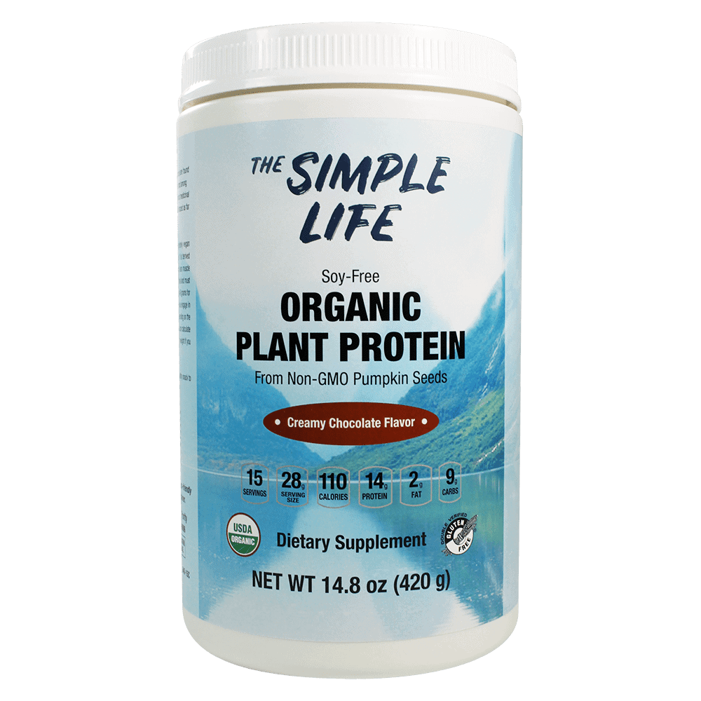 organic pumpkin protein powder