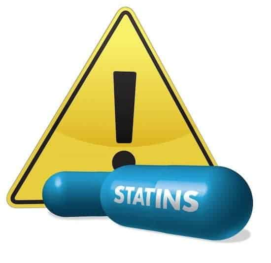 The dangers of taking statins for high cholesterol