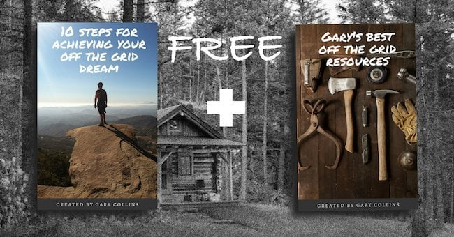 going off the grid free gifts