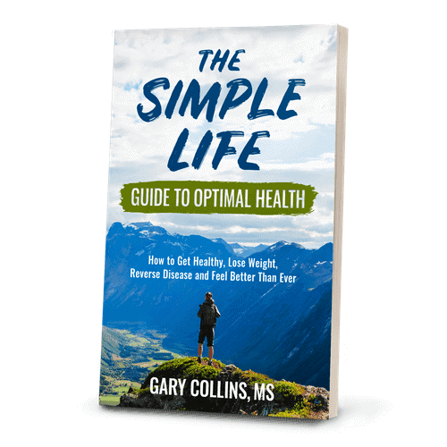 the simple life guide to optimal health book cover