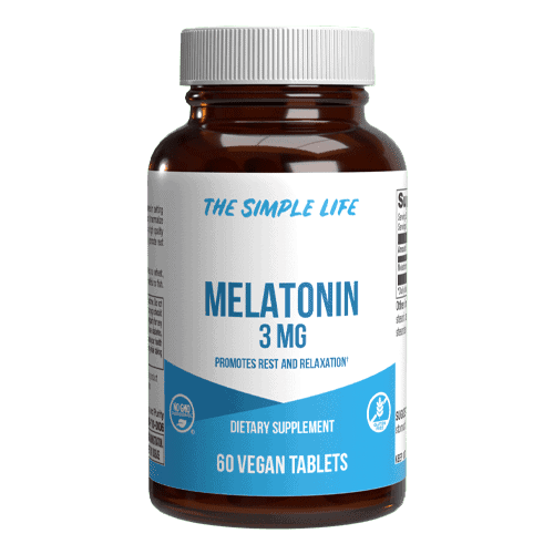 The Simple Life Melatonin Sleep Aid