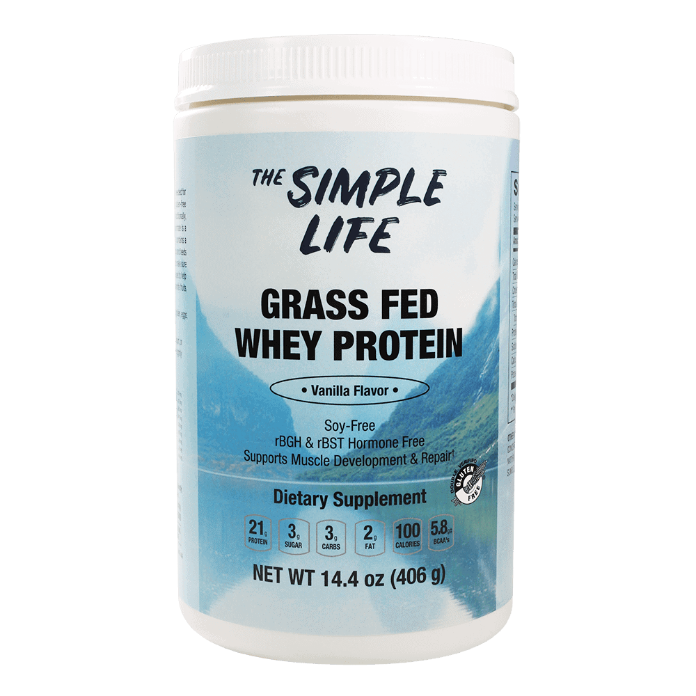 grass fed whey