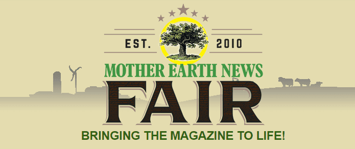 Mother Earth News Fair Speakers