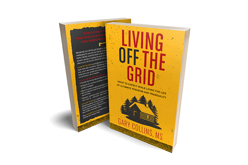 living off the grid gary collins