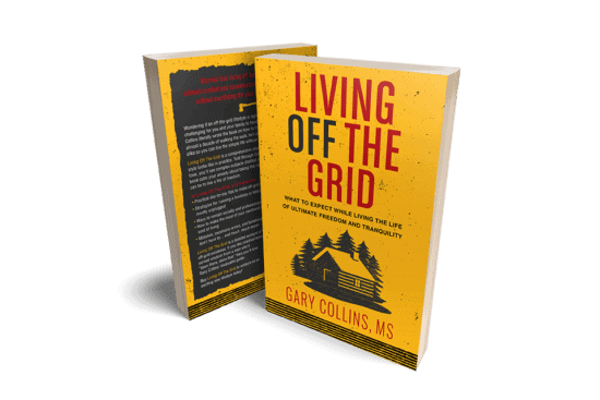 Living Off The Grid Book For Sale