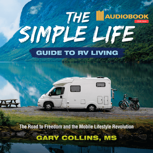 The Simple Life Guide To RV Living Audiobook