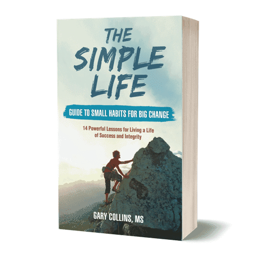 The Simple Life Guide To Small Habits For Big Change (Softcover)