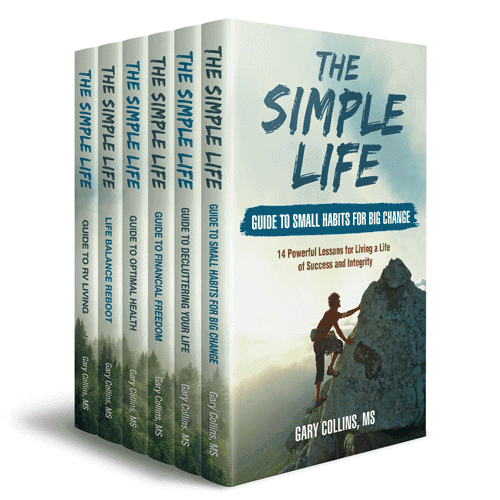 The Simple Life Book Series Bundle (Books 1-6) Softcover